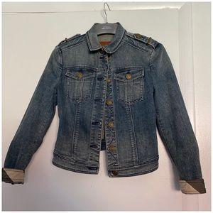Buberry Denim Jacket XS